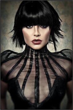 . fashion, costumes, cloth, makeup, black beauti, dior, beauty, hair, design