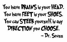 Dr. Seuss wisdom