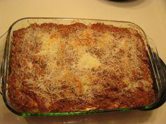 Stuffed Cabbage Casserole...crock pot adaptable