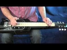 Lap Steel Lessons For The Beginner