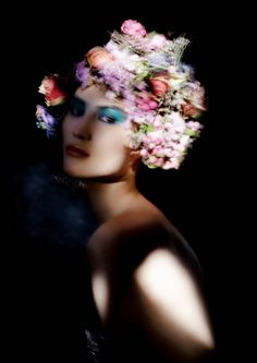 Nothing In Nature Is Unbeautiful  Sui He by Billy Nava for Glass Winter 2013