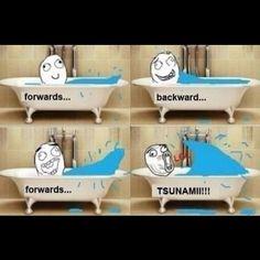 baths, remember this, laugh, childhood memories, funni, tub, kids, tsunami, bath time