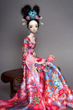 Dolls! 3D Max