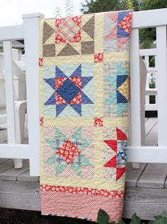 country star quilt