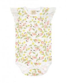 Lace Bodysuit | Sapling Child