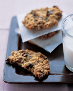 Chocolate Oatmeal Raisin Cookies Recipe