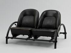 Rover Sofa by Ron Arad (1981) - MoMa NY.