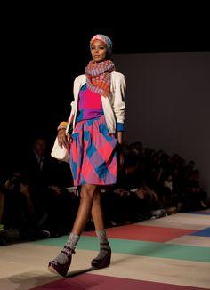 cloth, color, marc jacob