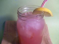 Old Fashioned Pink Lemonade Recipe!