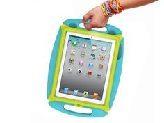 Protective case for your iPad 2 & 3, colorful and kidsafe! by thomas lehman, via Kickstarter.