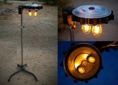 1930s Bonat Hair Dryer Curler Lamp #Lamp, #Light