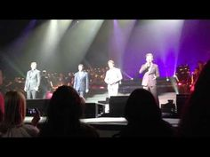 "IL DIVO'S RENDITION OF 'MAMA"" (full version) during their concert in Bahrain..."