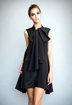 #black #dress  la petite robe noire