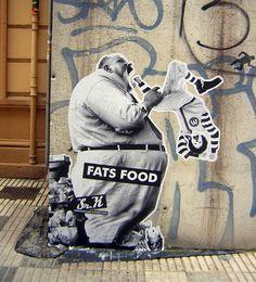 Street Art By Sr.x - Gijon (Spain)