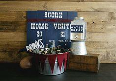 drink station, bowl food, bowl game