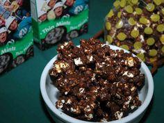 Mmmm, Thin Mint popcorn. Thanks NPR!