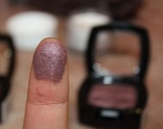NYX swatch eyeshadow - Red Bean Pie | Flickr - Photo Sharing!