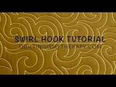 Swirl Hook Tutorial