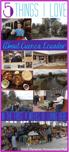 5 Things I Love About Cuenca Ecuador