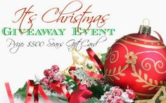 thriftymommastips: It's Christmas $500 Sears Gift Card #Giveaway