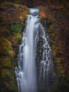 Autumn Flow by Michael Shainblum on 500px