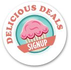 signup for delicious deals
