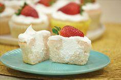 Strawberry Lemonade-Filled Cupcakes Recipe - Kraft Recipes