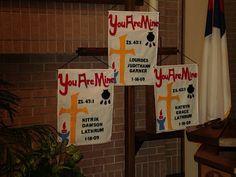 church banner, worship banner, banner design, baptism banner