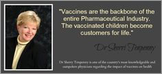 Say no to vaccines