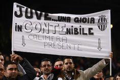 Striscione #Juventus