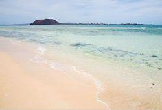 Isla de #Lobos - #Fuerteventura - Islas #Canarias