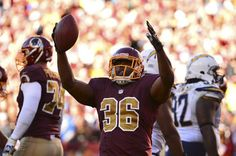 Hail D. Young 3 TDs and the W! #httr
