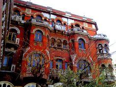 Red House, Thessaloniki, Greece