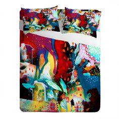 Randi Antonsen The Nordig Summer Night Sheet Set | DENY Designs Home Accessories