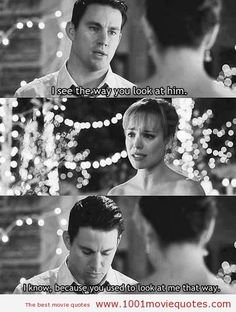 The Vow (2012) - movie quote this was a good movie almost made me cry but it was really good http://download-free-movies-torrent.blogspot.com the vow, vows, thevow, channing tatum, movi quot, book, movie quotes, rachel mcadams, movie lines
