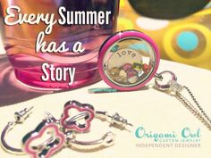 Every Summer has a STORY!  http://sholley.origamiowl.com