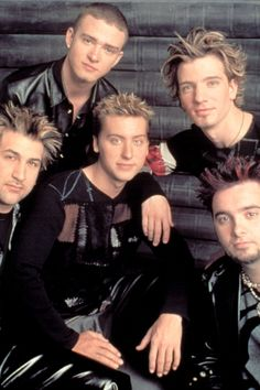 Shut the front door… N-Sync are reuniting?