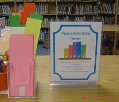 Book Spine Center