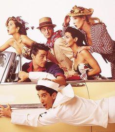 Friends (1994 – 2004) - Jennifer Aniston, Courteney Cox, Lisa Kudrow, Matt LeBlanc, Matthew Perry, David Schwimmer