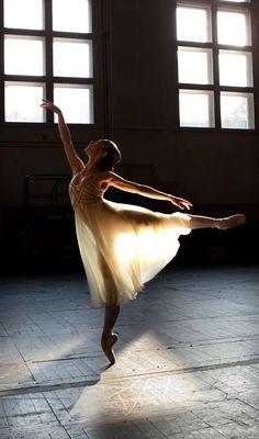 Tamara Rojo - Spanish Ballet Dancer.
