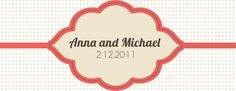 Candy Bar Wrapper Templates: Free and Editable! | Intimate Weddings - Small Wedding Blog - DIY Wedding Ideas for Small and Intimate Weddings - Real Small Weddings