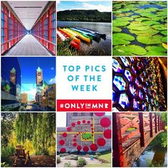 We loved seeing the bright colors in your summer @instagram photos. Have you shared a photo with us? Tag #OnlyinMN for your chance to be featured. Photos clockwise from top left: @ericmueller @lifeisgrandloveisreal @brijennissen @lynnbodensteiner @scottstephenson15 @kburkoth @bitzybetsy @cjkluver