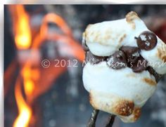 Day 2 of our Martha Stewart Nominee Daily Swoons.... Homemade marshmallows.... oh my, yum.   Madyson's Marshmallows is in the running for an American Made Audience Choice Award and could win 10k and appear in Martha Stewart Living magazine.