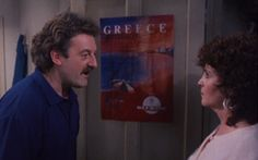It was Shirley Valentine's dream to go to Greece.
