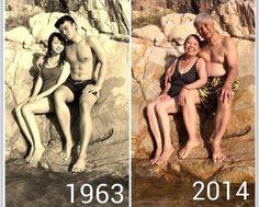 50 year, exact spot