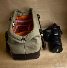"The ""Manly Poppins"" – a DIY Camera Bag"