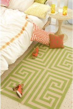 loving this rug