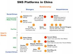 SNS Platforms in Chi