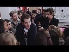 SNL Paul Rudd One Direction Sketch - One Direction's #1 Fan #DanCharlesForManagement ;)