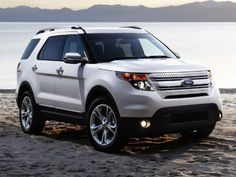 2011 Ford Explorer: Overview